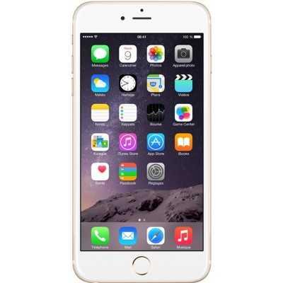 iPhone 6 128GO Argent - Débloqué
