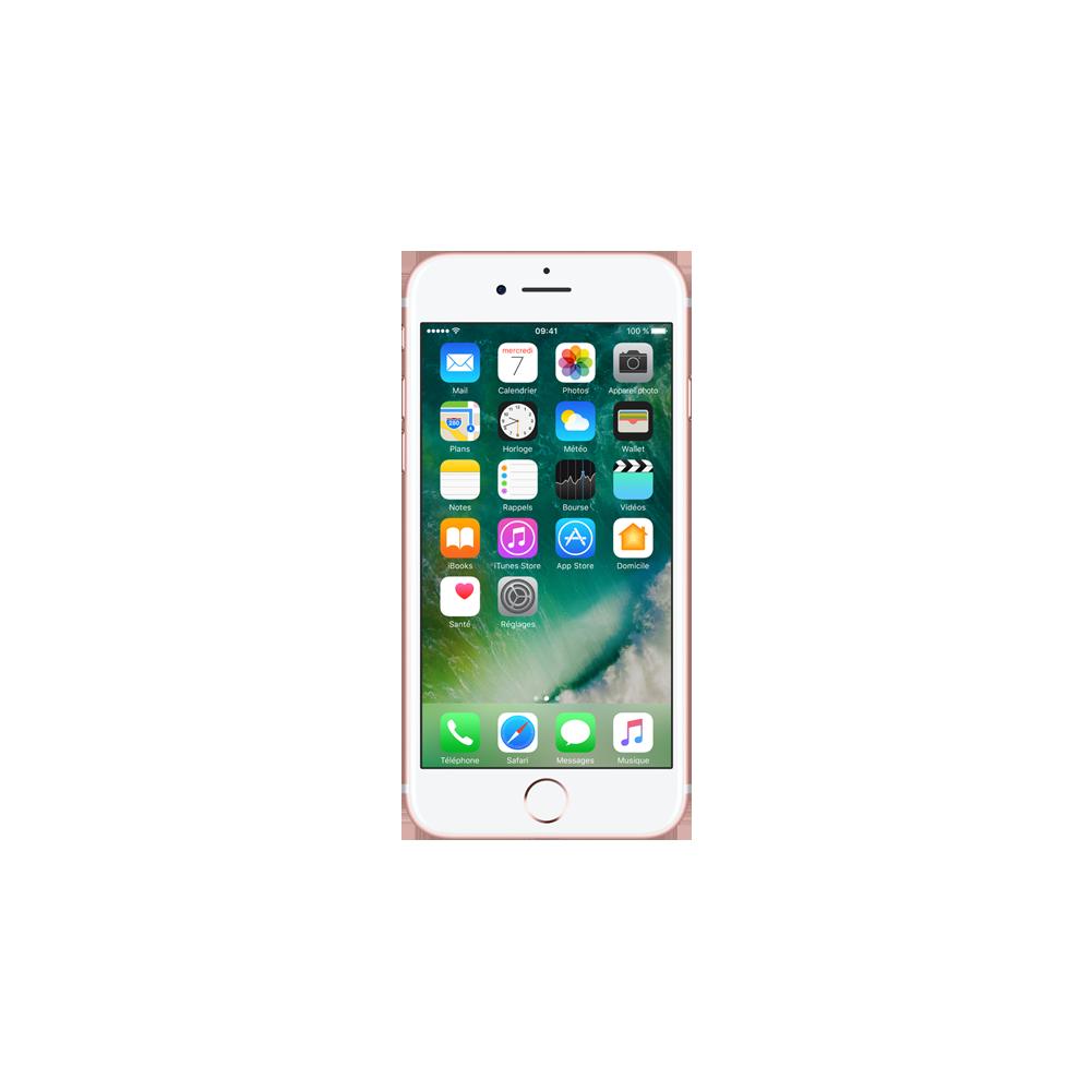 iPhone 7 Plus 256GO Or