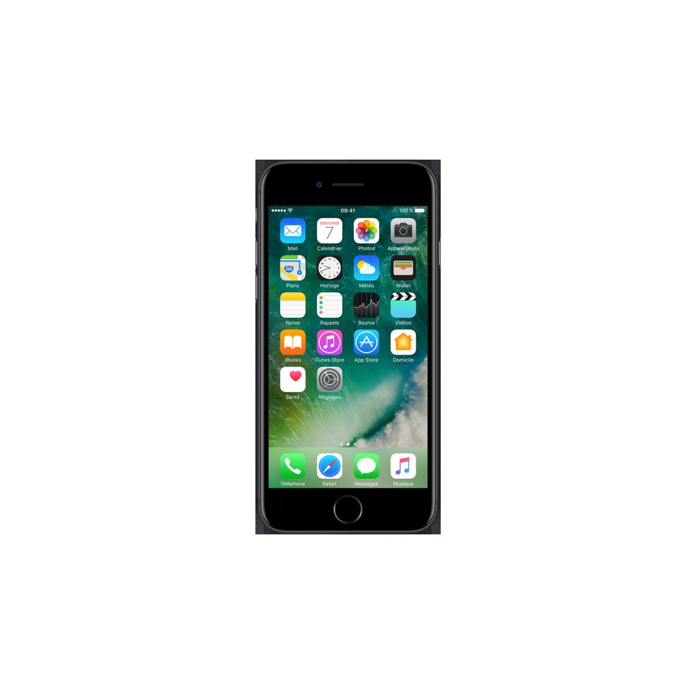 iPhone 7 32GO Noir de Jais