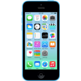 iPhone 5C 8GO Blanc
