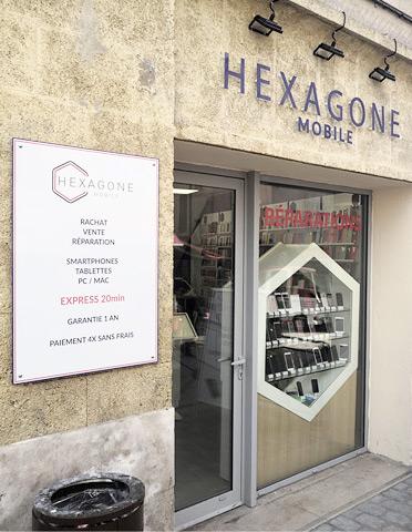reparation de smartphone Aix en Provence