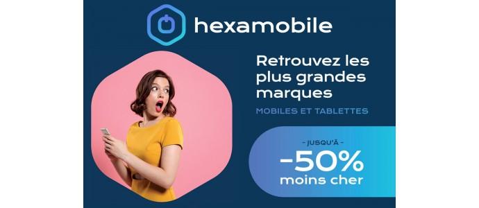 Ca y est, Hexagone Mobile devient Hexamobile !